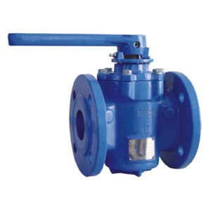 Eccentricity plug valve