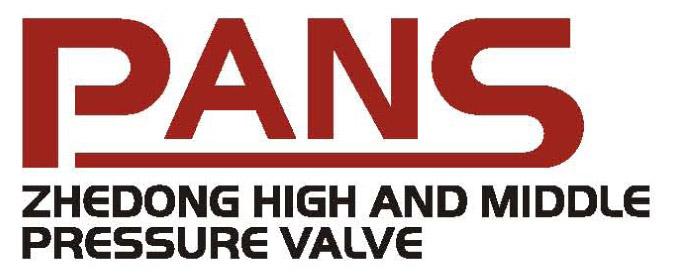 Pans logo Zhedong Valve