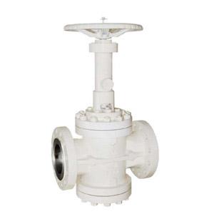 Orbit plug valve