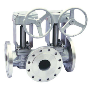 Plug-valves-with-single-double-flush